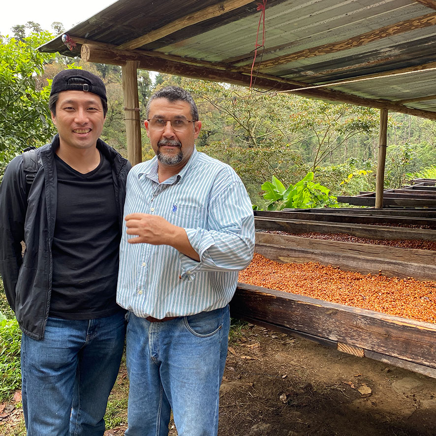 ニカラグアのトランスペアレント事情や買付豆の紹介。