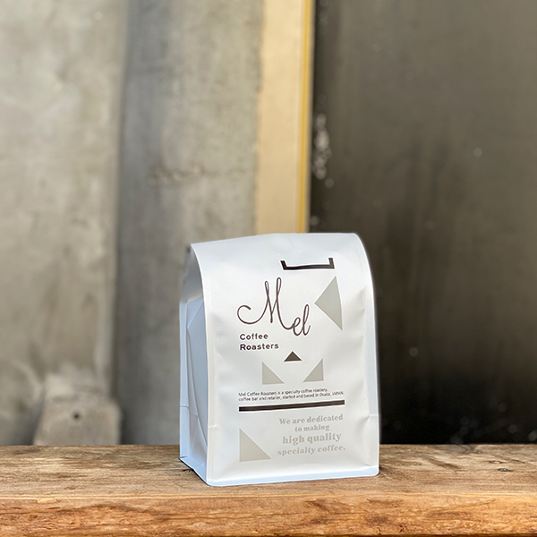 Newデザインのコーヒー豆袋